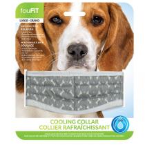 Foufou Cooling Collar - Grey