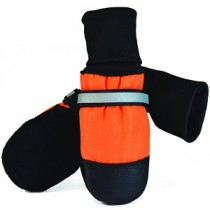 Muttluks - Fleece Lined Dog Boots Orange
