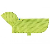 RC Pet Packable Rain Poncho - Lime
