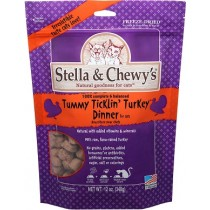Stella & Chewy's FD Tummy Ticklin Turkey Cat Food