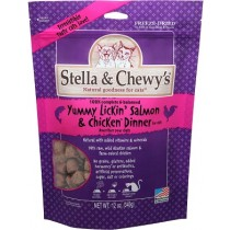 Stella & Chewy's FD Yummy Lickin Salmon & Chicken